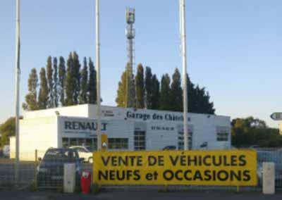 Témoignage FRPA Garage des Châtelets