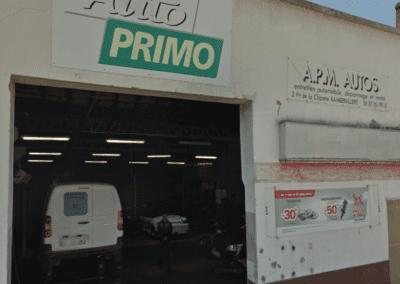 Témoignage FRPA Auto Primo pièce auto d'occasion
