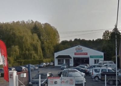 Témoignage FRPA Garage Davauto pièce auto d'occasion