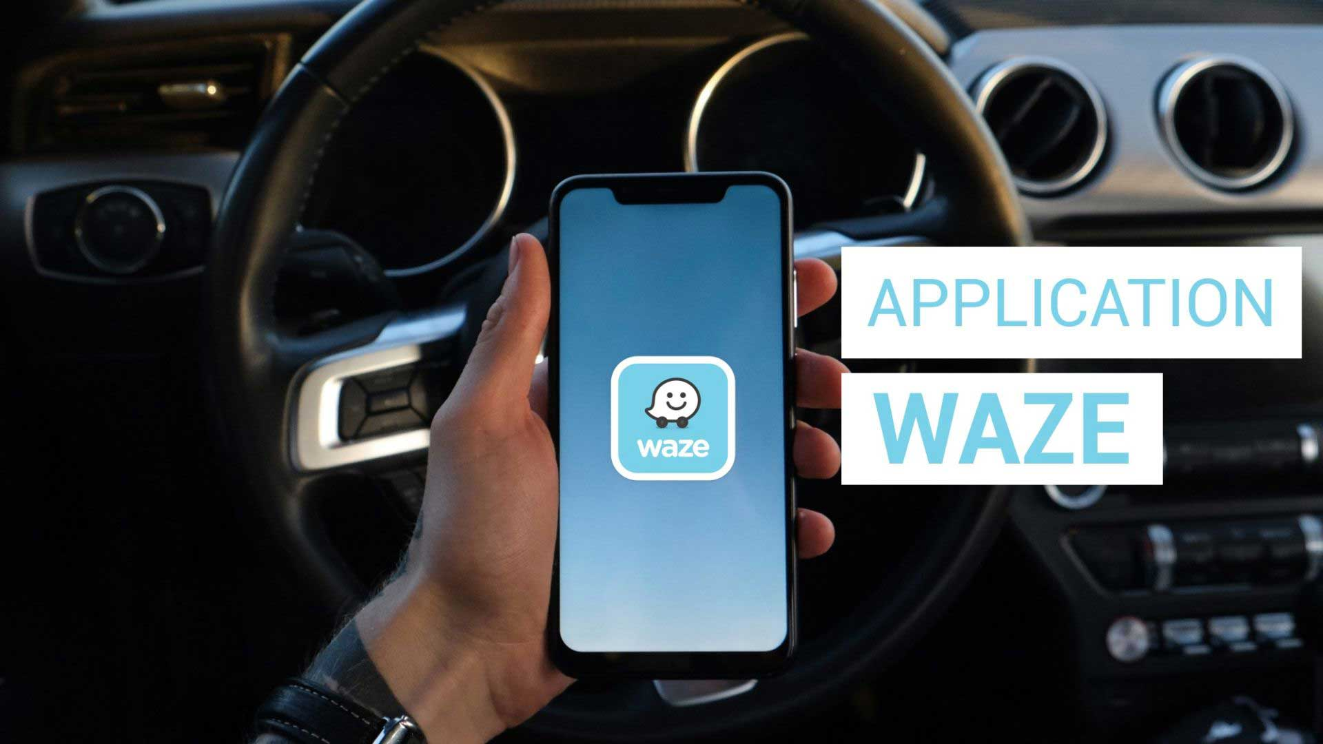"""Waze, le nouveau """"GPS"""" préféré des français"""