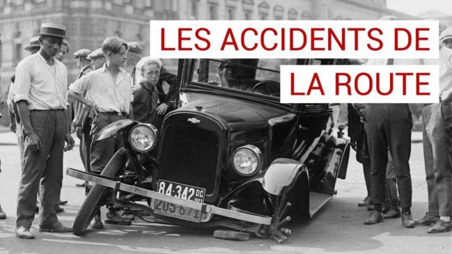Les accidents de la route, l'analyse