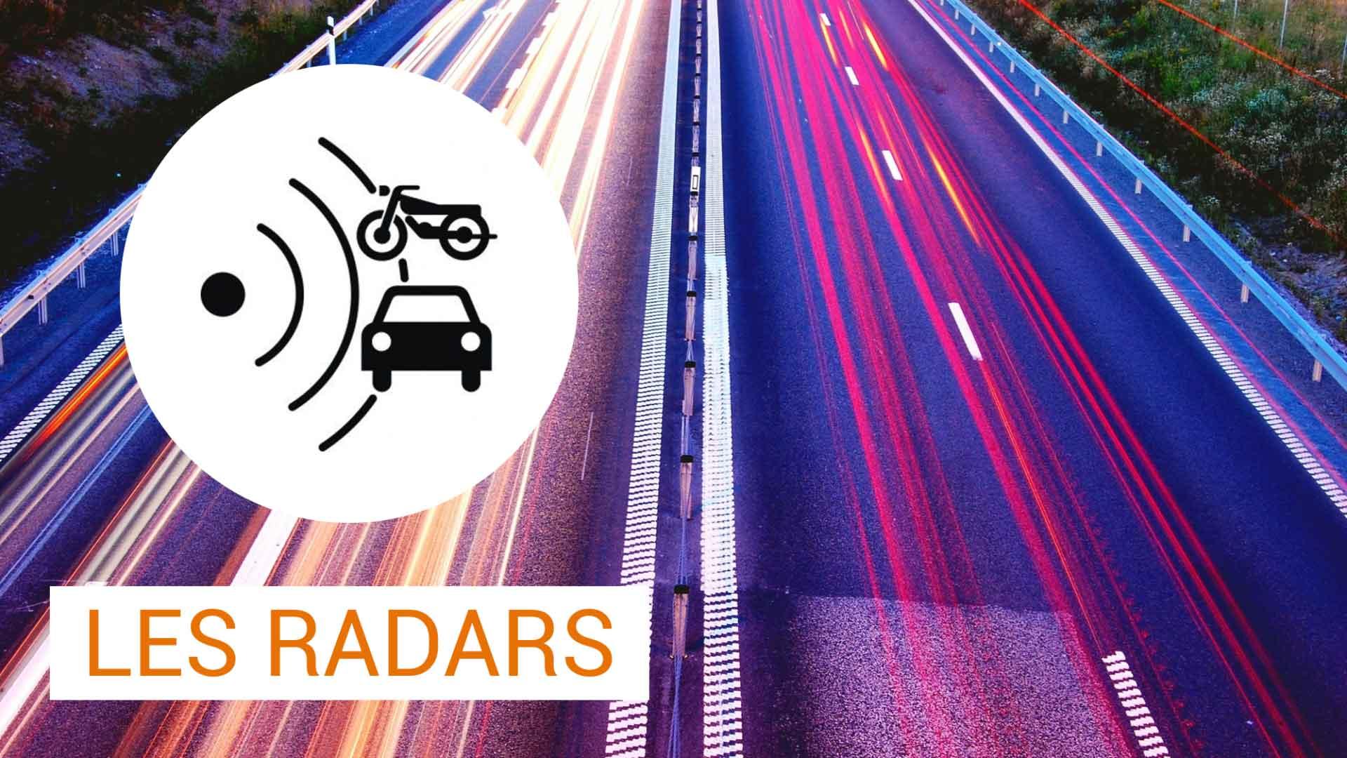 Les radars en France