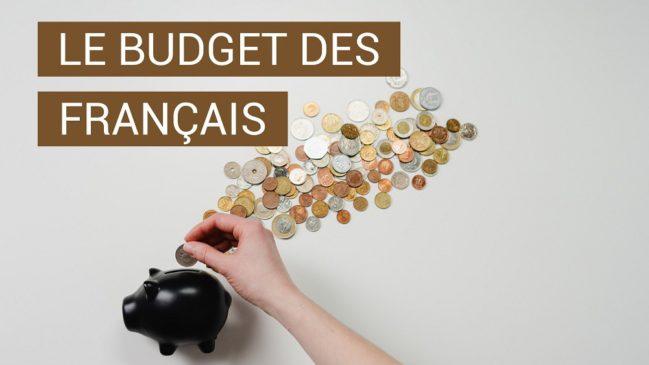 Le budget des français