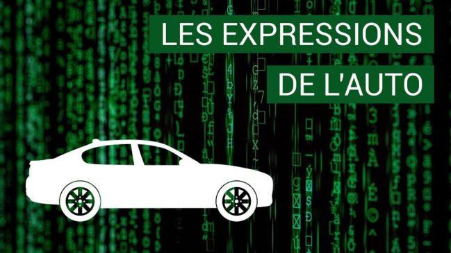 Décryptage des expressions liées à l'automobile