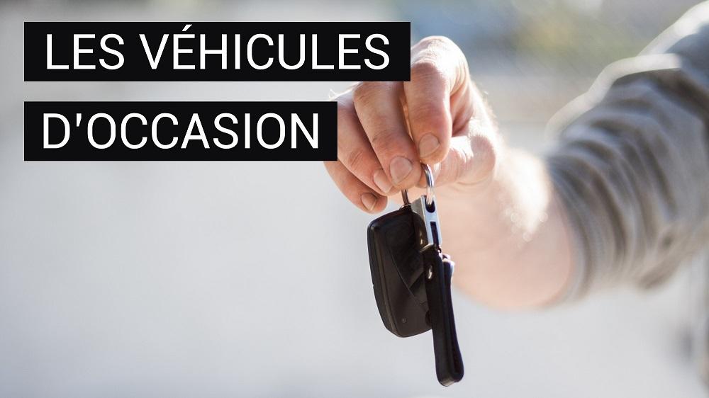 Le marché des véhicules d'occasion