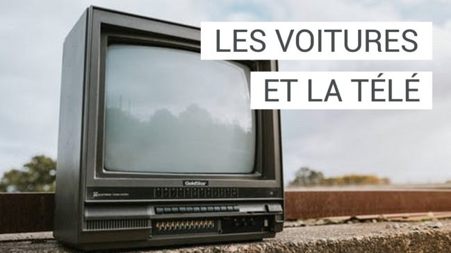 Les émissions de télévision sur l'automobile