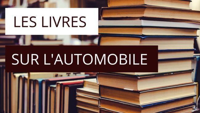 Livres liés à l'automobile