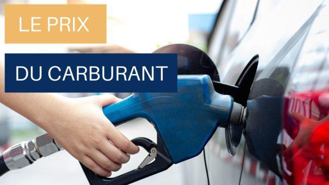 Le prix du carburant en France