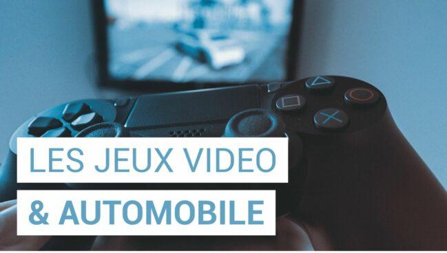 Les meilleurs jeux vidéo automobile